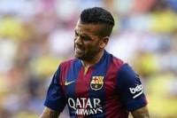 Kontrak Alves Bermasalah