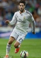 Performa Isco Real Madrid