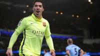Suarez tampil gemilang lawan City