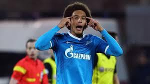Juve buru Alex Witsel dari Zenit