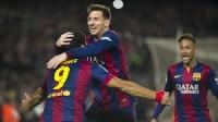 Performa Suarez dan Messi meningkat