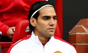 Falcao ingin segera bermain untuk Manchester United kembali