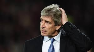 Pellegrini inginkan Manchester City berada di peringkat empat klasemen akhir