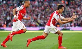 Sanchez sukses bantu Arsenal untuk melaju ke babak final FA Cup