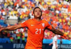 6 Memphis Depay Dapat Perpanjangan Kontrak dari PSV
