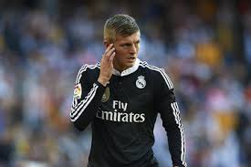 Kroos siap tampil bela Madrid lawan Juventus