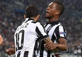 Tevez dan Evra akan bantu Juve menanggkan final Liga Champions