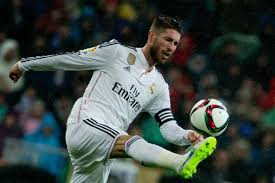 Ramos terlihat tidak bahagia untuk bisa berada di Madrid