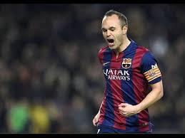 Iniesta tetap bahagia menjadi bagian dari Barcelona
