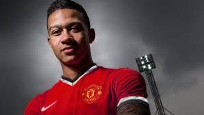 Depay lebih tertarik untuk bisa menjadi pemain dari Manchester United dari pada tim yang lain