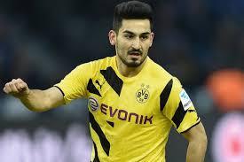 Gundogan memang cocok untuk bermain di Dortmund