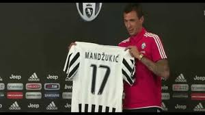 Mandzukic sukses tampil dengan bagus pada laga pramusim bersama Juve