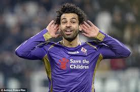 25 juta euro yang harus di bayarkan oleh AS Roma untuk bisa datangkan Salah dari Chelsea