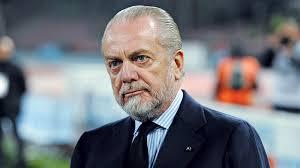 Presiden Napoli kecewa dengan performa timnya di musim lalu
