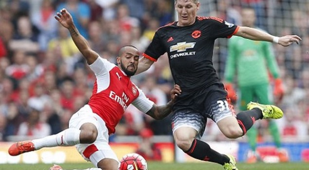 Carrick berharap agar timnya terus tegar setelah kekelahan melawan Arsenal