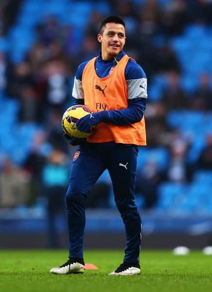 Sanchez ingin terus bermain untuk Arsenal FC