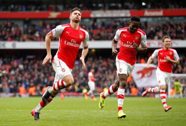 Arsenal dapat juarai liga jika mereka berhasil kalahkan semua tim besar