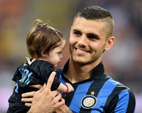 Mancini percaya bahwa Icardi akan segera dapat tajam kembali