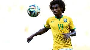 Juninho suka dengan gaya dan cara bermain dari Wiliian bersama tim nasional Brasil