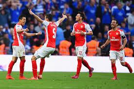 Arsenal Tim yang lembek mental dan juga lembek permainannya