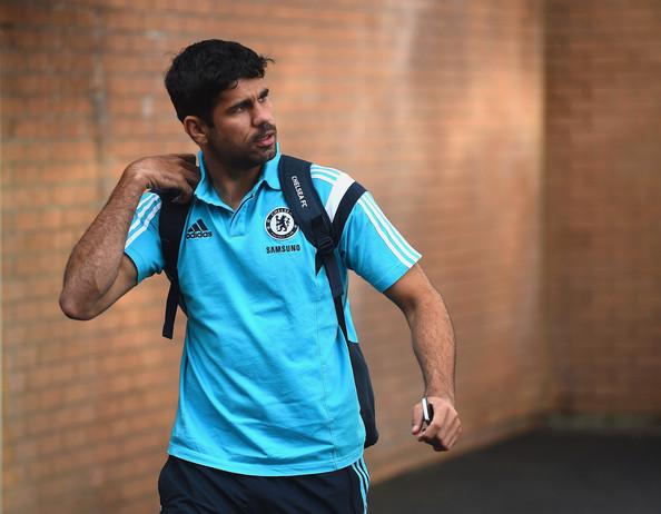 Costa ingin kembali bermain bersama Atletico de Madrid di La Liga Spanyol