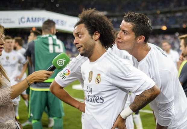 empat pemain pilar Madrid di pastikan tidak akan dapat memperkuat Madrid saat berhadapan dengan Barca