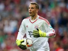 Neuer sepertinya pada musim ini sama sekali tidak di butuhkan
