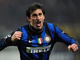Sampai kapan pun Milito tidak akan memilih untuk dapat bermain dengan Juventus FC