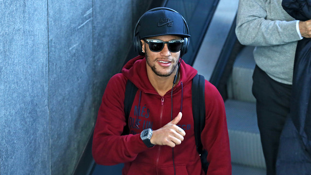 Jika terus merasa tidak nyaman maka Neymar akan pergi dari Spanyol