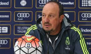 Rafa Benitez tidak cocok untuk dapat melatih Real Madrid CF