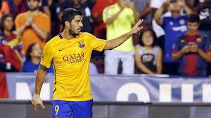 Suarez ingin buat rekor di Barca