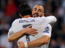 Ronaldo senang lihat Benzema kembali