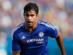 Diego Costa pemain yang sangat profesional dan juga tangguh