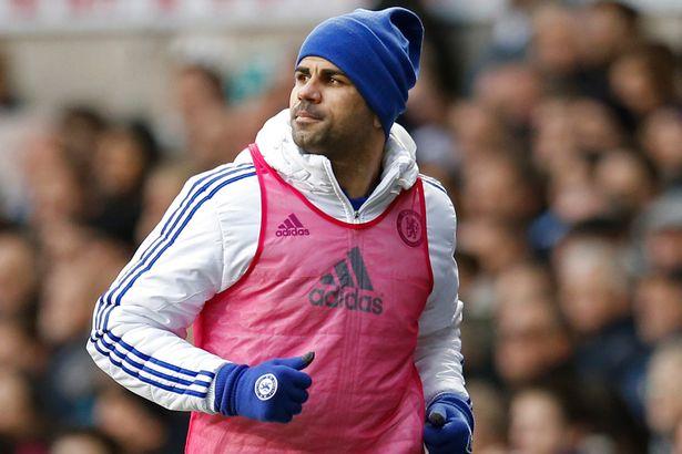 Atletico De Madrid akan membayar sebesar 29 juta pound untuk datangkan Costa kembali