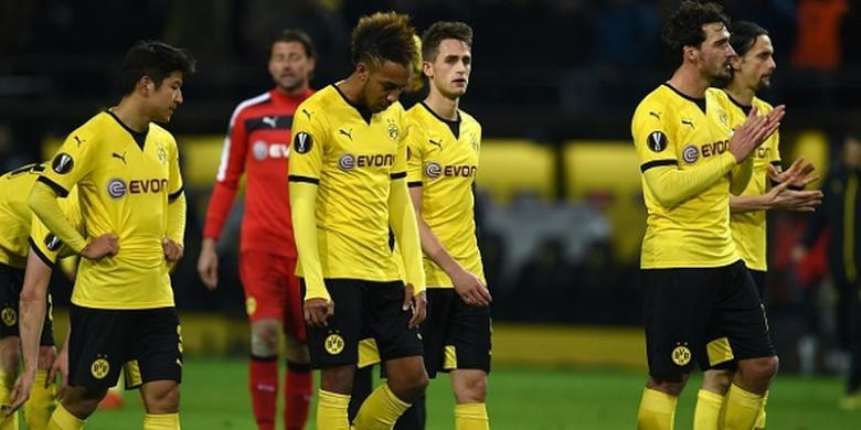 Dortmund jadi tim paling sial di musim ini