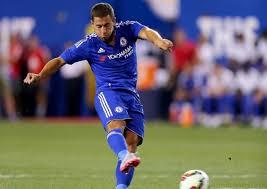 Hazard di ingikan Madrid dengan harga 74 juta pounds