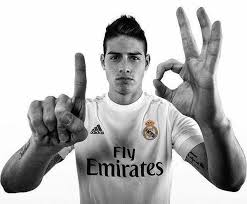 James sudah terlihat tidak merasa betah untuk bisa bermain dengan Madrid kembali