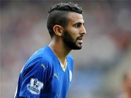 Arsenal dan Manchester United inginkan jasa dari Mahrez