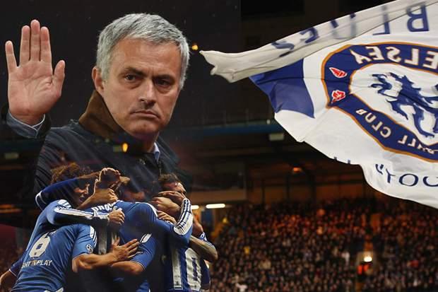 Mou resmi di pecat Chelsea FC