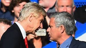 Perselisihan yang terjadi antara Mou dengan Wenger, di menangkan oleh Wenger