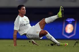 Ronaldo mengungkapkan bahwa dirinya sama saja dengan manusia biasa