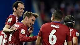 Atletico De Madrid sukses menjadi tim yang tangguh karena keberanian