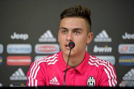 Dybala menyatakan bahwa dengan menjadi seorang pemain dari Juventus akan dapat memperkuat mental seorang pemain