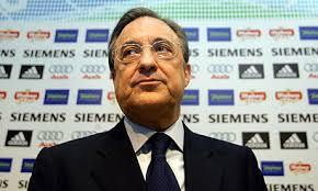 Perez kesal dengan hukuman yang di berkan oleh FIFA kepada Real Madrid