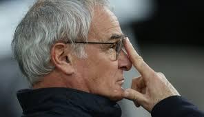 Ranieri tidak dapat menerima gol penyama dari Aston Villa, dan ia benar-benar kecewa