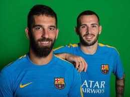VIdal dan Turan sudah dapat bermain memperkuat Barca