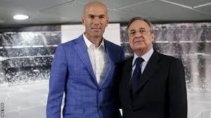 Zidane akan memberikan dampak yang besar untuk Madrid pada musim ini