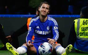 200 juta pounds menjadi harga yang pantas bagi seorang Eden Hazard