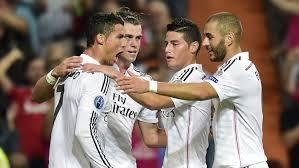 Madrid siapkan strategi yang khusus untuk balas dendam