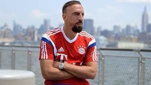 Ribery tambah daftar panjang cedera munchen